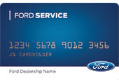 ford credit card
