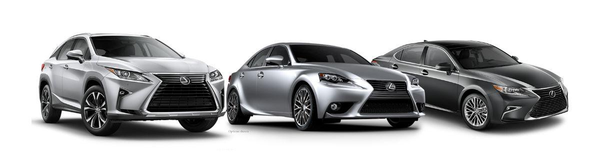 Lexus Vehicles