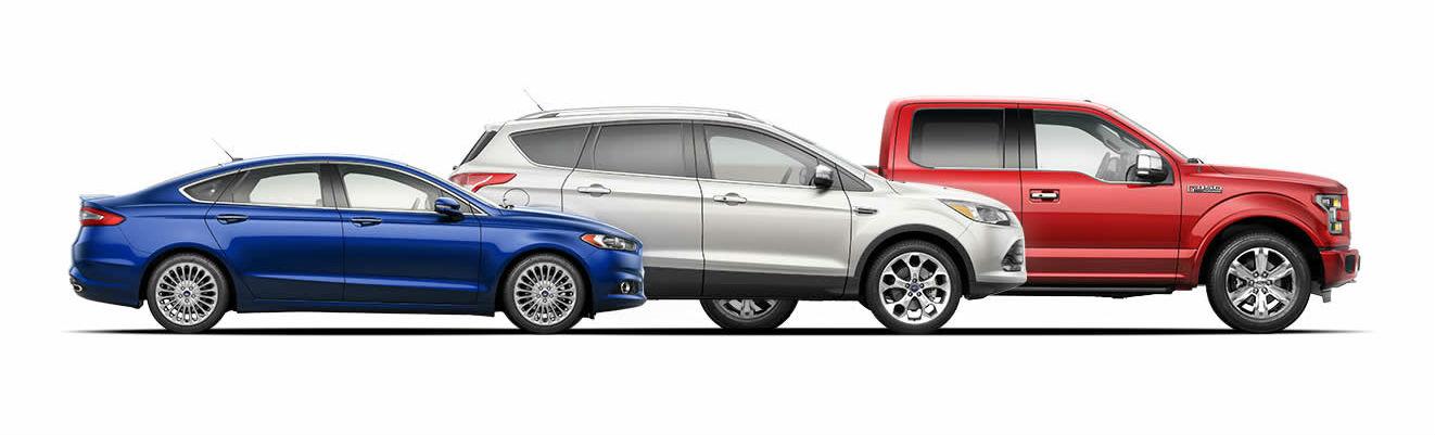 Haldeman Ford Vehicles - 2016 ford vehicle lineup