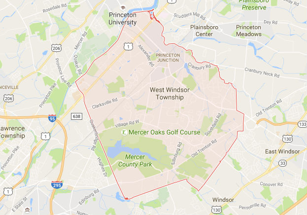 location of dealership in west windsor nj
