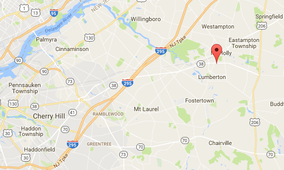 location of dealership in east windsor nj